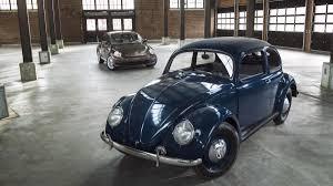 vintage volkswagen bug the first volkswagen beetle in america looked like this autoweek