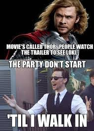 Thor Birthday Meme - thor and loki meme by voorhees657 on deviantart