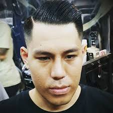long sided hair cuts to the back 40 latest side parted men s hairstyles