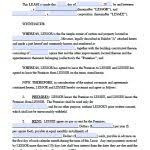 business lease agreement template free connecticut commercial