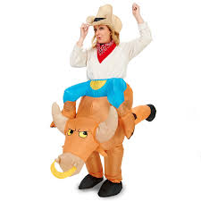 Inflatable Halloween Costumes Inflatable Halloween Costumes Ride Bull Inflatable