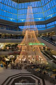Christmas Decorations For Shopping Centres by Shopping Mall With Christmas Decorations Photo Tampere Finland