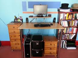 Standing Desk With Drawers by 21 Diy Standing Or Stand Up Desk Ideas Guide Patterns