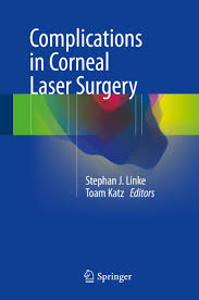 complications in corneal laser surgery ebook by 9783319414966