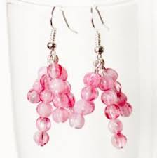 diy drop earrings 20 strung diy earrings how to make hoop earrings drop earrings