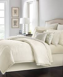 Bed Comforters Sets Martha Stewart Collection Juliette Ivory 14 Pc Comforter Sets