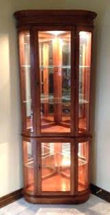 1497 results for curved glass curio cabinet for sale antique