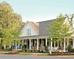 House With Wrap Around Porch Farmhouse With Wrap Around Porch Houzz