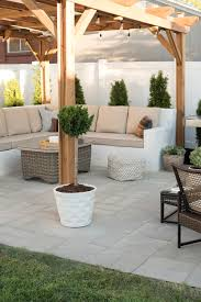 Backyard Paver Patios How To Install A Custom Paver Patio Room For Tuesday