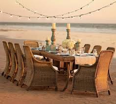 Pottery Barn Patio Table 15 Amazingly Cool Outdoor Furniture Sets