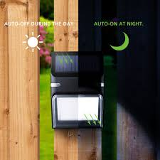 Solar Lights On Fence Posts by Save 46 Mpow Solar Lights For Fence Posts 2 Pack 5 Leds Solar