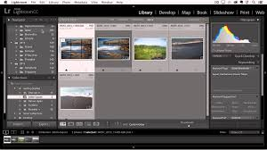 lightroom cc moving between lightroom and photoshop youtube