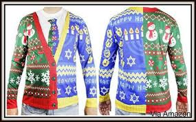 hanukkah sweater hanukkah sweaters and vests for and