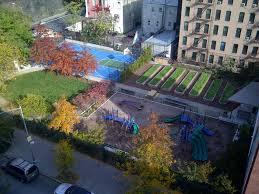 Urban Gardening New York 103rd Street Community Garden Nyrp