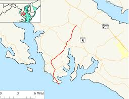 Maryland State Parks Map by Maryland Route 242 Wikipedia