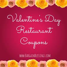 Family Garden Restaurant Valentine U0027s Day Restaurant Coupons For 2016