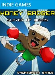 Badger Memes - honey badger slayer of memes indie gamer chick