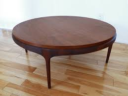 mid century round coffee table reserved for kate mid century round walnut coffee table mid