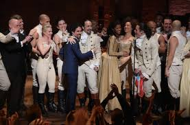 Cast For Seeking Hit Broadway Show Hamilton For Call Seeking