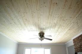 Popcorn Ceilings Asbestos by Plank Ceiling Over Popcorn Ceiling Diy