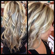 pictures of blonde hair with highlights and lowlights lowlights and highlight hair color best highlights ideas on stock