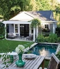 tiny pools unique small backyard pools ideas rectangular pool arbour lounge