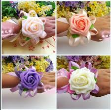 Where To Buy Corsages For Prom Popular Purple Corsages Prom Buy Cheap Purple Corsages Prom Lots