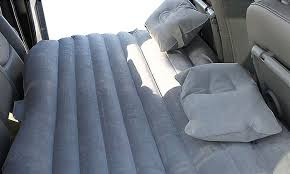 60 off on inflatable car mattress groupon goods