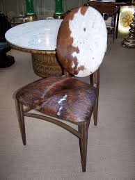 unique cowhide desk chair about remodel styles chairs with