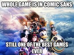Kingdom Hearts Memes - kingdom hearts memes quickmeme