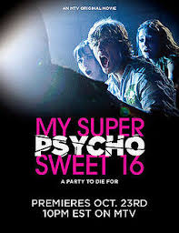 Sweet 16 Photo Album My Super Psycho Sweet 16 Wikipedia
