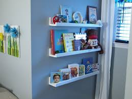 white hanging bookshelves american hwy kids bookshelf idolza