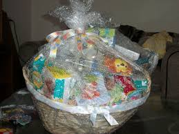baby shower basket baby shower gift basket ideas for guests sightly stunning