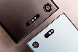 sony u0027s xperia xz1 and xz1 compact are more same verge