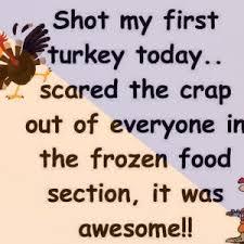 thanksgiving turkey captions mr