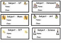 printable book labels ks2 applytexas sle application page 9 essays homework book labels