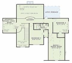 House Plans With Media Room Craftsman Style House Plan 4 Beds 3 00 Baths 2755 Sq Ft Plan 17