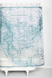 Shower Curtain Map 10 Super Stylish And Super Affordable Shower Curtains The Creek