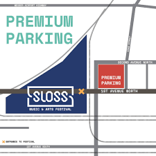 Atlanta Airport Parking Map by Get Tickets Sloss Music U0026 Arts Festival