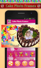 happy birthday cake name and photo on cake android apps on