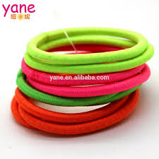 elastic hair bands new fashion colorful elastic hair band neon elastic hair