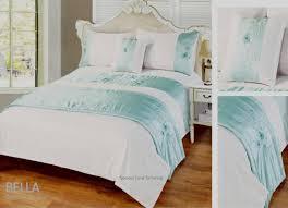 Black And Blue Bedding Sets Duck Egg Blue Bedding Sets 9217