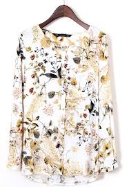 printed blouse 63 best printed blouses images on my style feminine