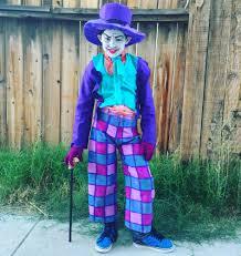 boys joker halloween costume jack nicholson the joker diy costume batman movie fit halloween
