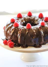 sinfully delicious and easy chocolate bundt cake the who