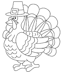 thanksgiving pictures color print free coloring free