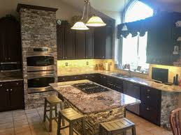 a partial kitchen remodel updates this home in wildwood aptitude