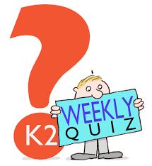question weekly quiz