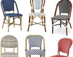 Restoration Hardware Bistro Chair Chair Wonderful Parisian Chair Bistro Chairs Dazzling
