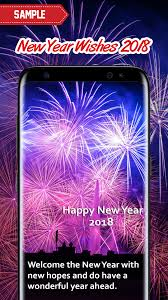 free new year wishes happy new year wishes 2018 free of android version m